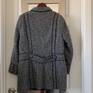 Escada Jackets & Coats - Escada Wool Peacoat Coat size 42